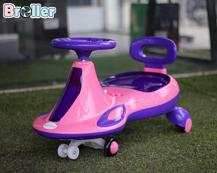 Xe lắc đồ chơi cho bé Broller 636 8