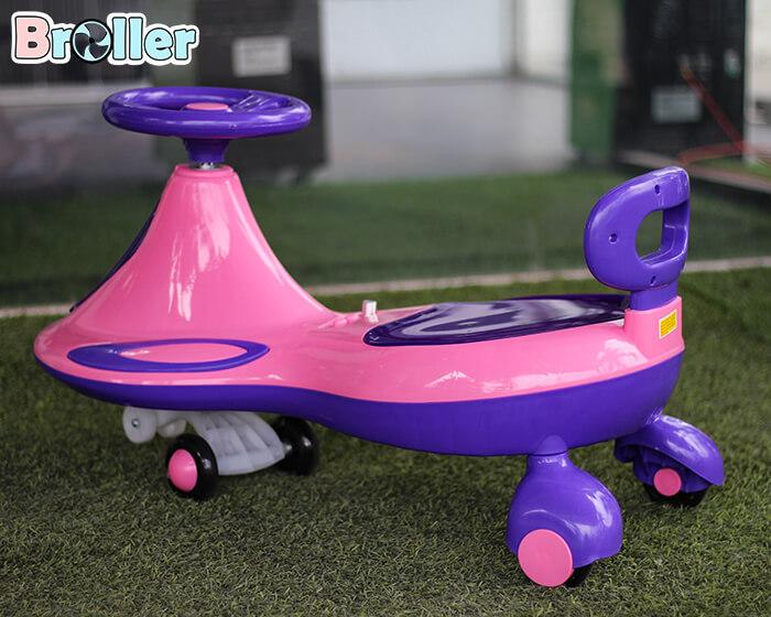 Xe lắc đồ chơi cho bé Broller 636 9