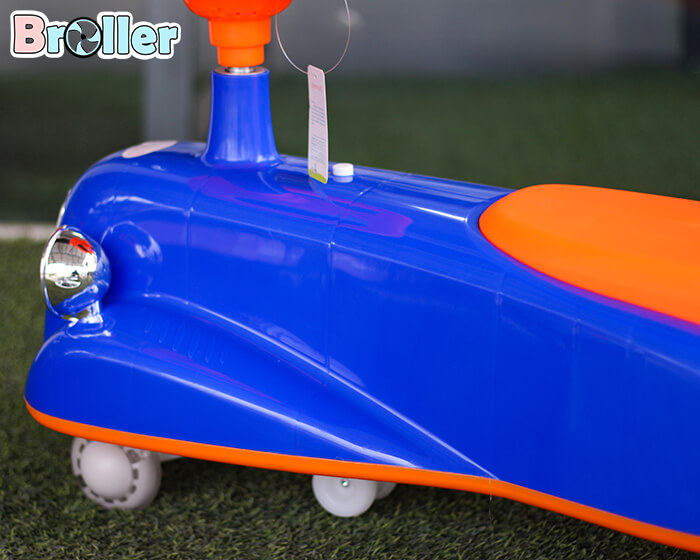 Xe lắc cho trẻ Broller 818 15