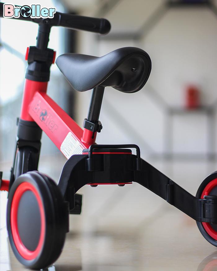 Xe đạp 3 bánh đa năng cho trẻ Broller AS006 11