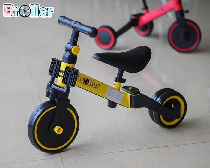 Xe đạp 3 bánh đa năng cho trẻ Broller AS006 12