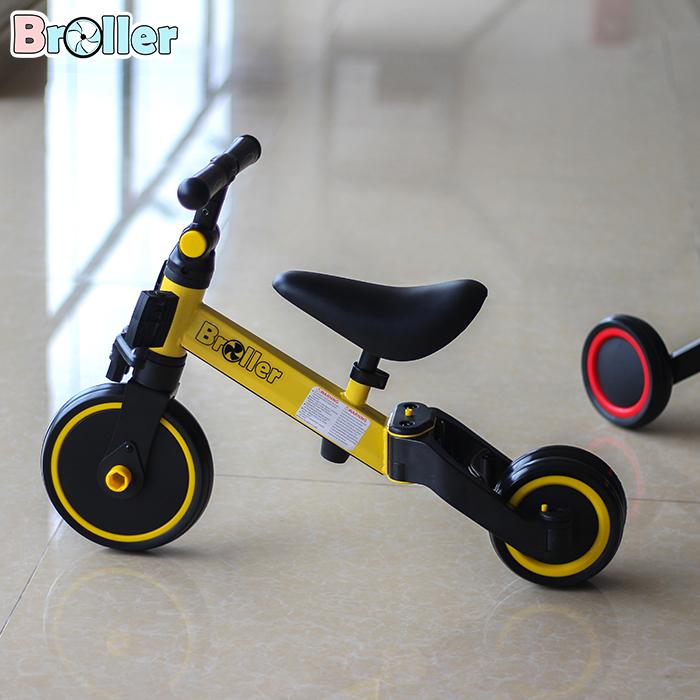 Xe đạp 3 bánh đa năng cho trẻ Broller AS006 13