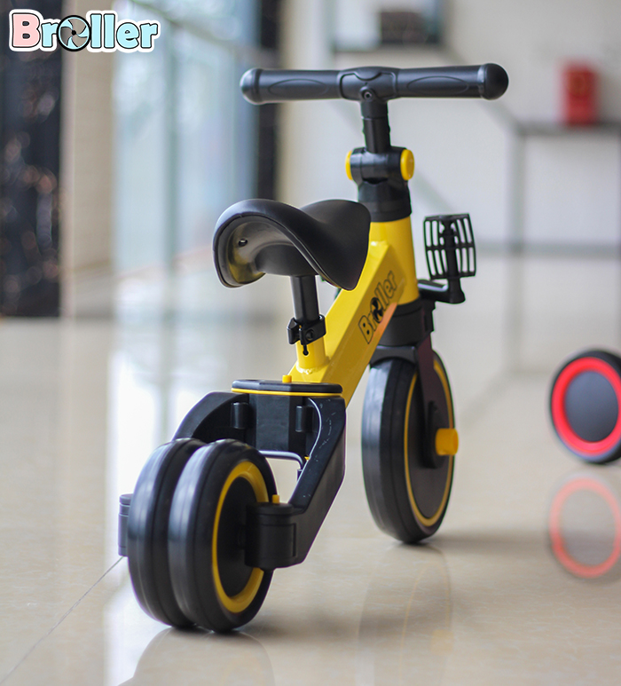 Xe đạp 3 bánh đa năng cho trẻ Broller AS006 14