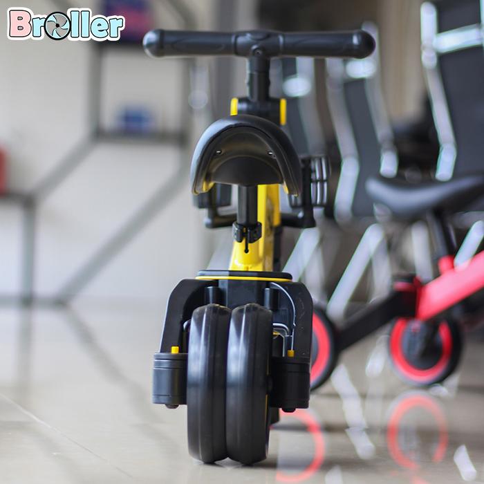 Xe đạp 3 bánh đa năng cho trẻ Broller AS006 15