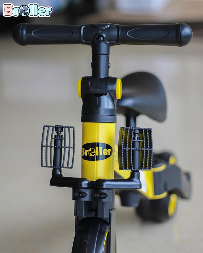 Xe đạp 3 bánh đa năng cho trẻ Broller AS006 17