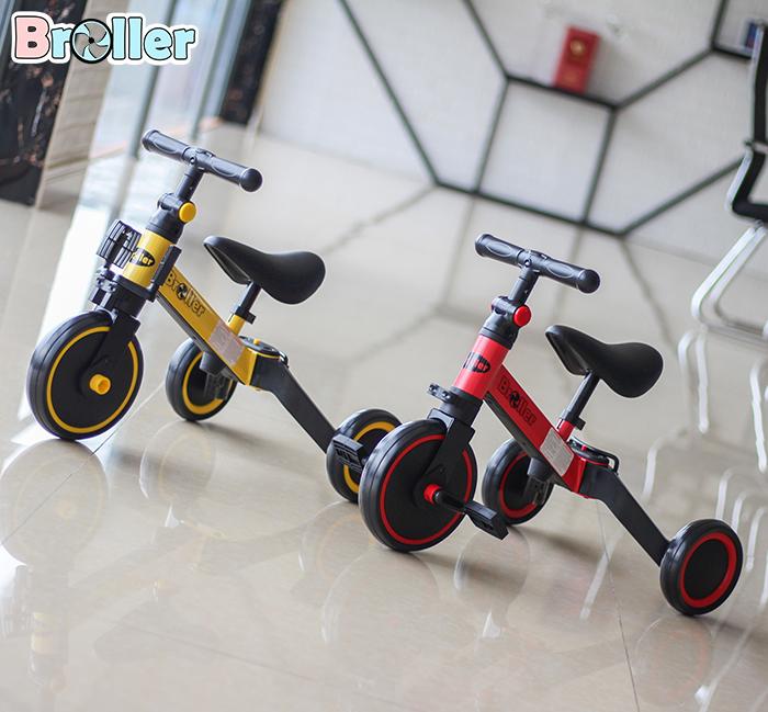 Xe đạp 3 bánh đa năng cho trẻ Broller AS006 3