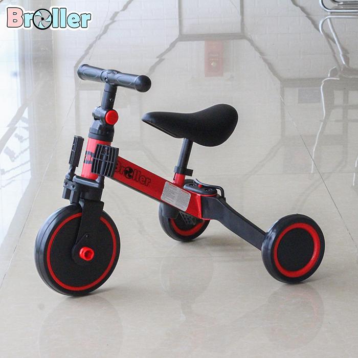 Xe đạp 3 bánh đa năng cho trẻ Broller AS006 4