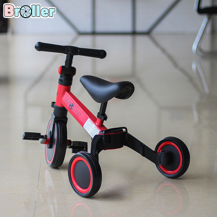 Xe đạp 3 bánh đa năng cho trẻ Broller AS006 6