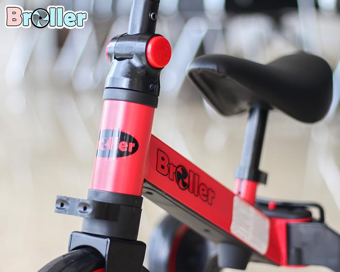 Xe đạp 3 bánh đa năng cho trẻ Broller AS006 9