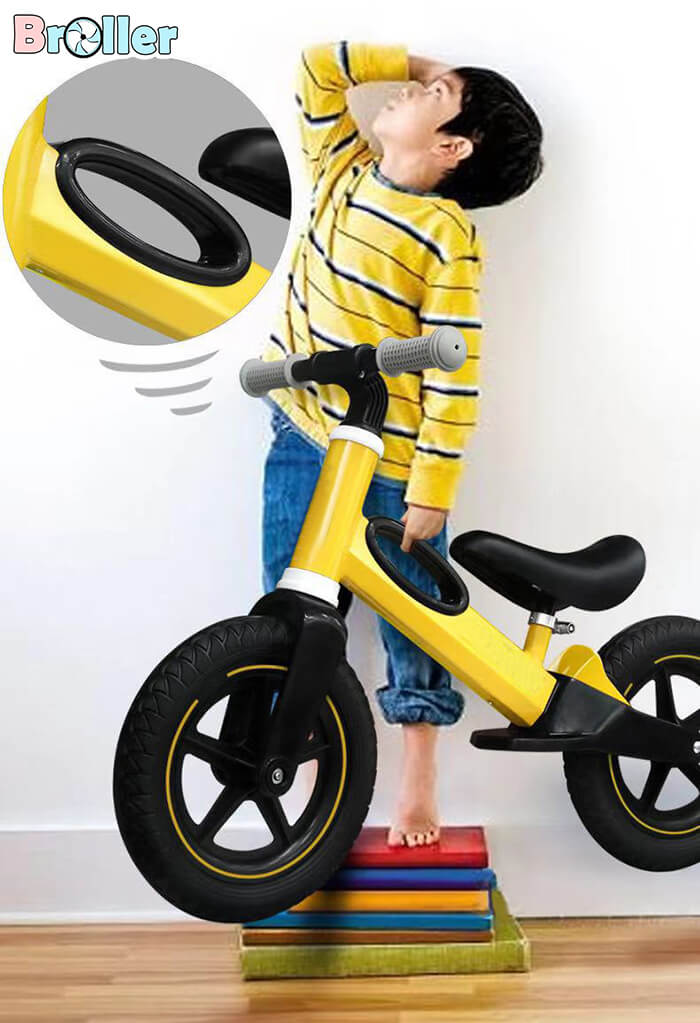 Xe đạp cân bằng cho bé HD-100D 11