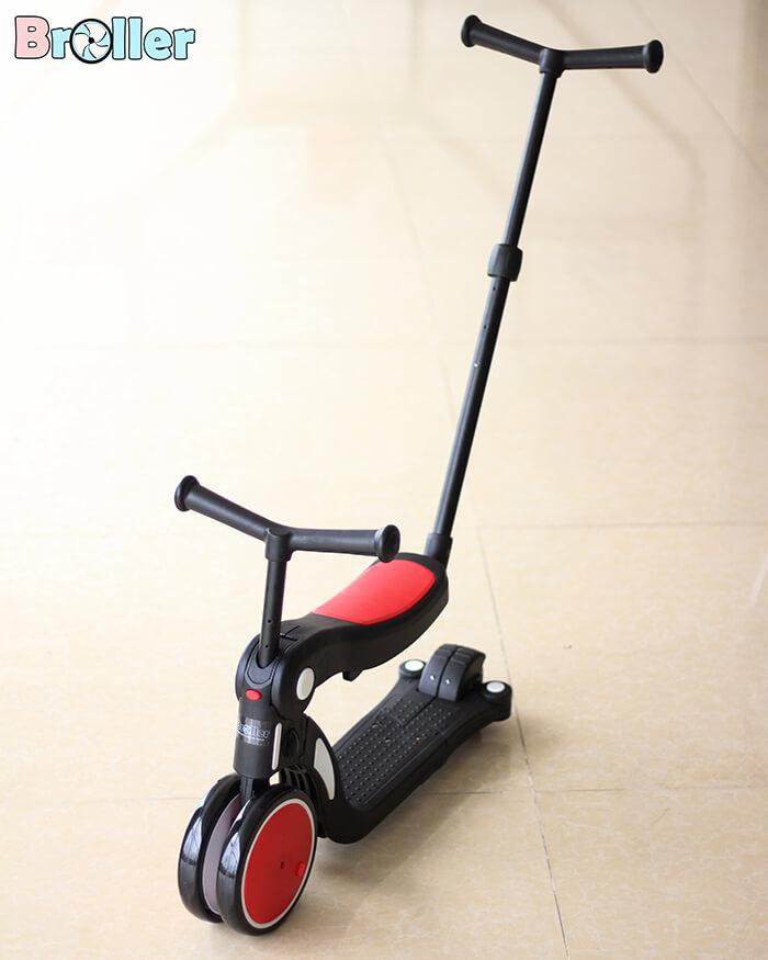 Xe đẩy chân đa năng 5 trong 1 HD200 10