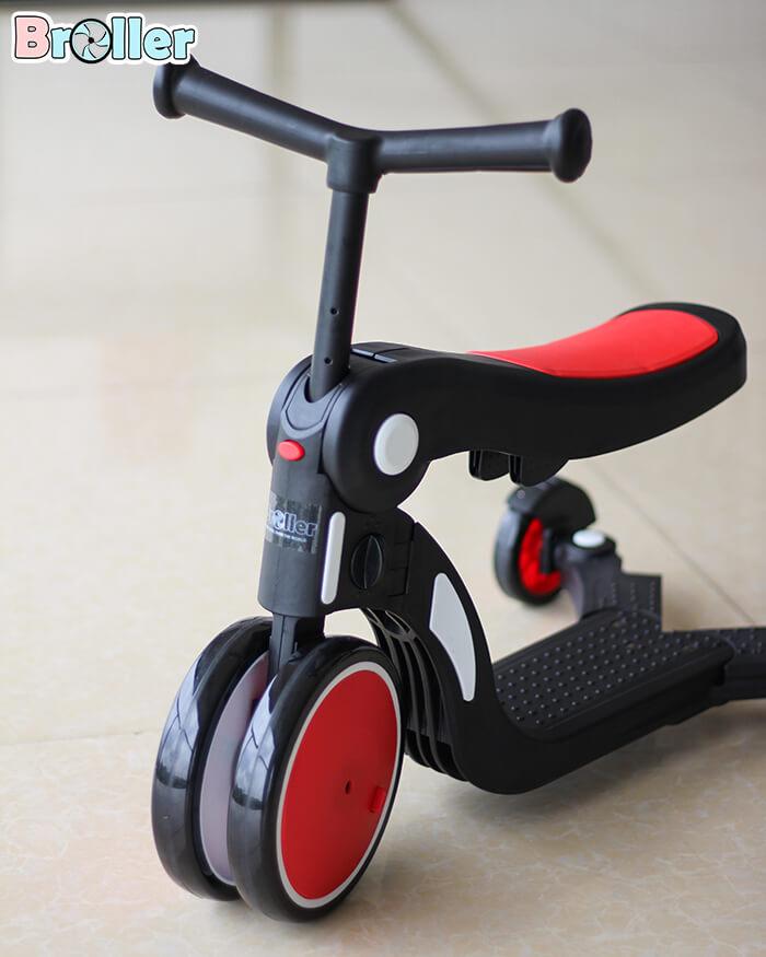 Xe đẩy chân đa năng 5 trong 1 HD200 11