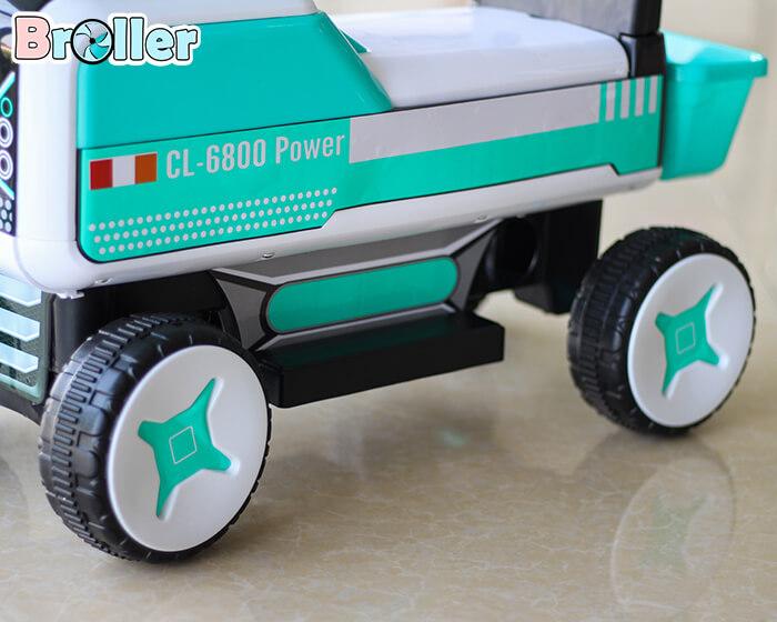 Xe múc chòi chân CL-6801 10