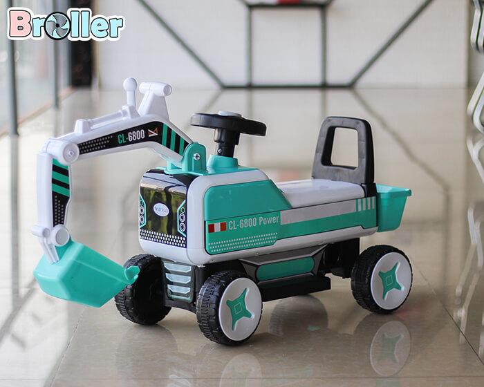 Xe múc chòi chân CL-6801 3