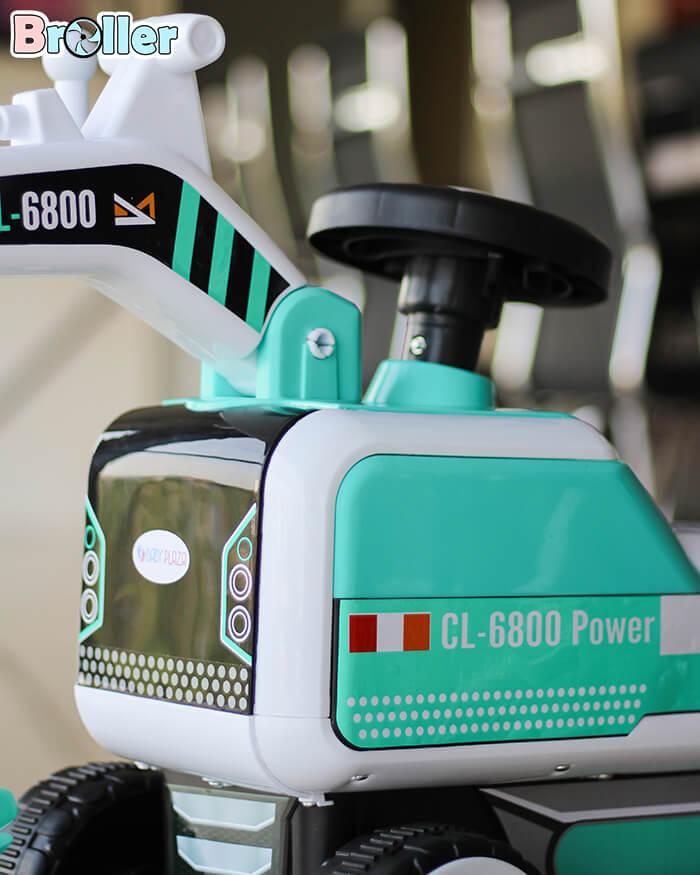 Xe múc chòi chân CL-6801 7