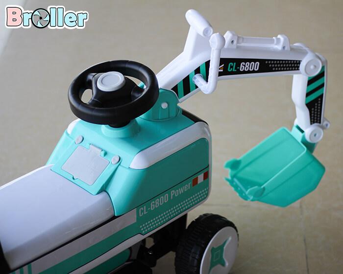 Xe múc chòi chân CL-6801 9
