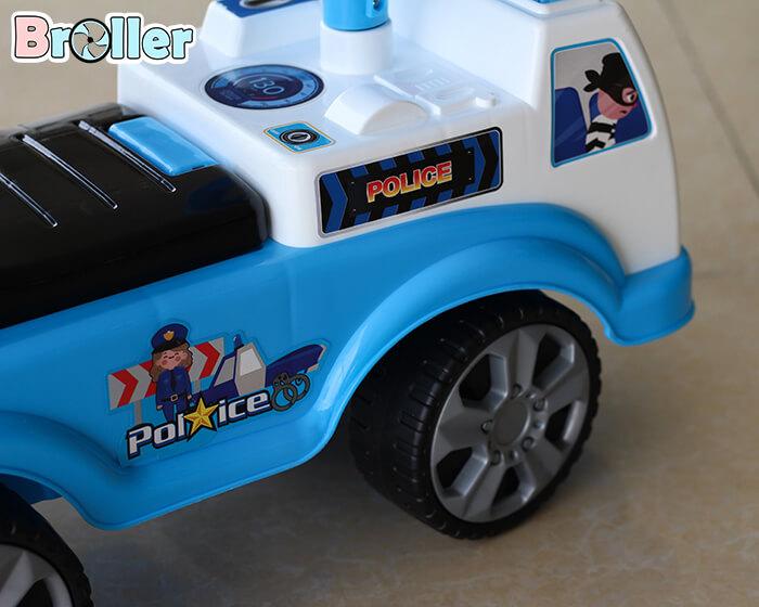 Xe chòi chân cảnh sát 3352 7