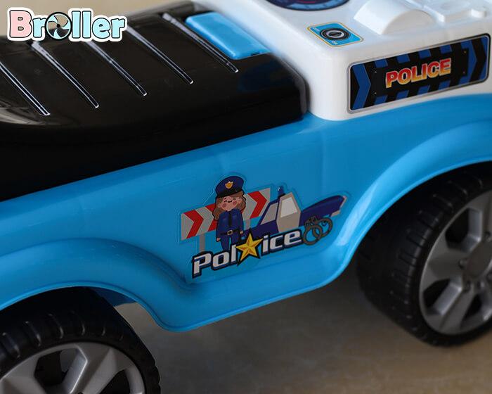 Xe chòi chân cảnh sát 3352 8