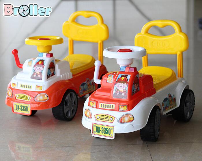 Xe cứu hỏa chòi chân cho bé 3350 1