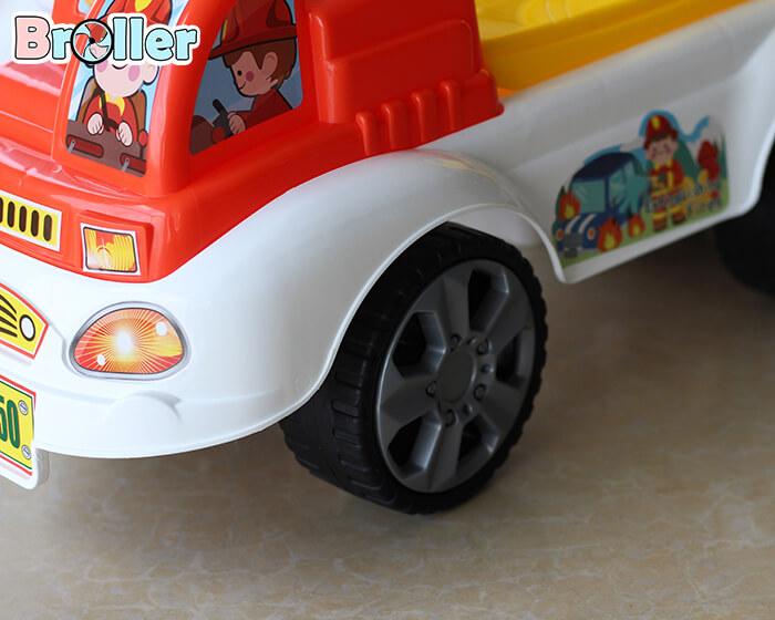 Xe cứu hỏa chòi chân cho bé 3350 10