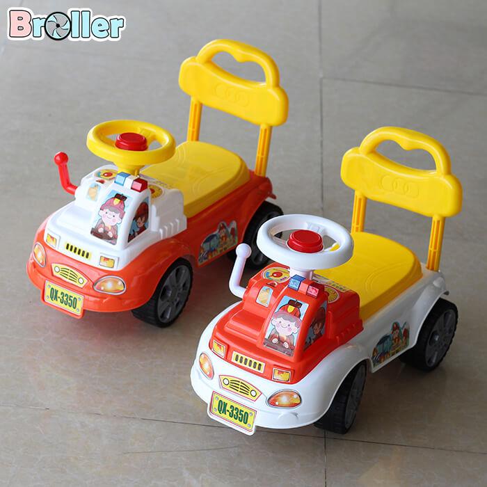 Xe cứu hỏa chòi chân cho bé 3350 2