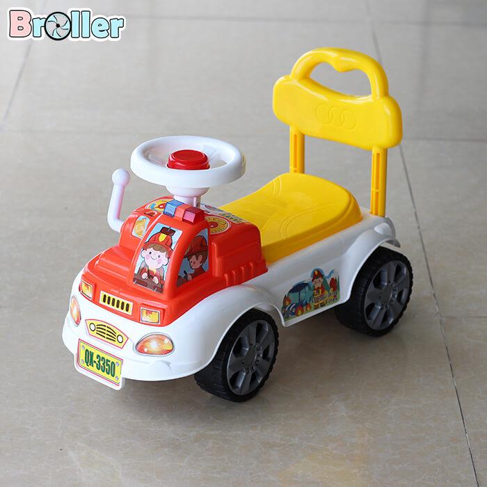 Xe cứu hỏa chòi chân cho bé 3350 3
