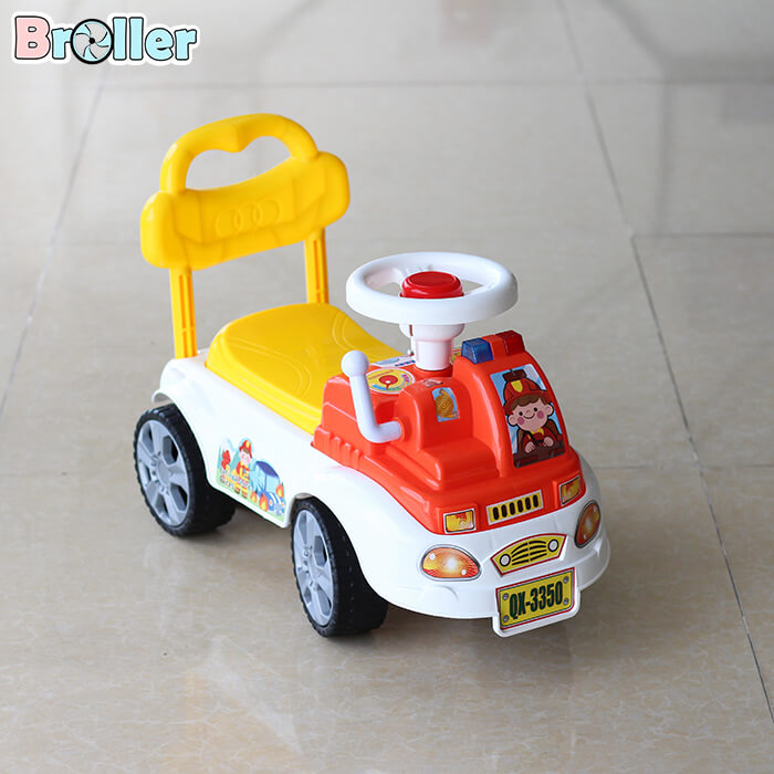 Xe cứu hỏa chòi chân cho bé 3350 4