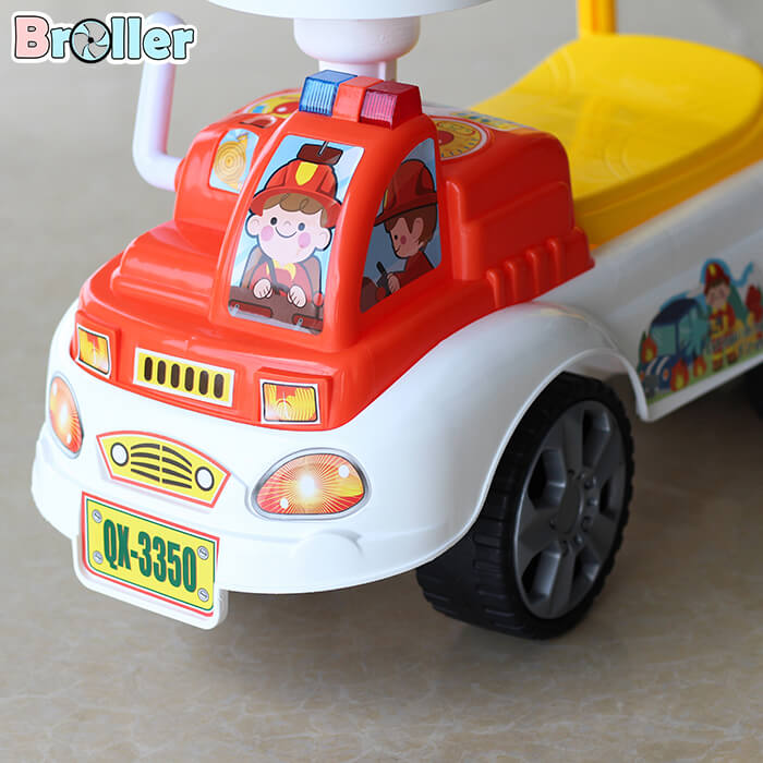 Xe cứu hỏa chòi chân cho bé 3350 5