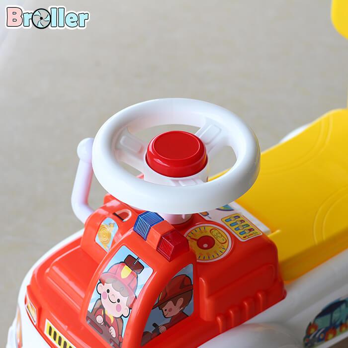 Xe cứu hỏa chòi chân cho bé 3350 6