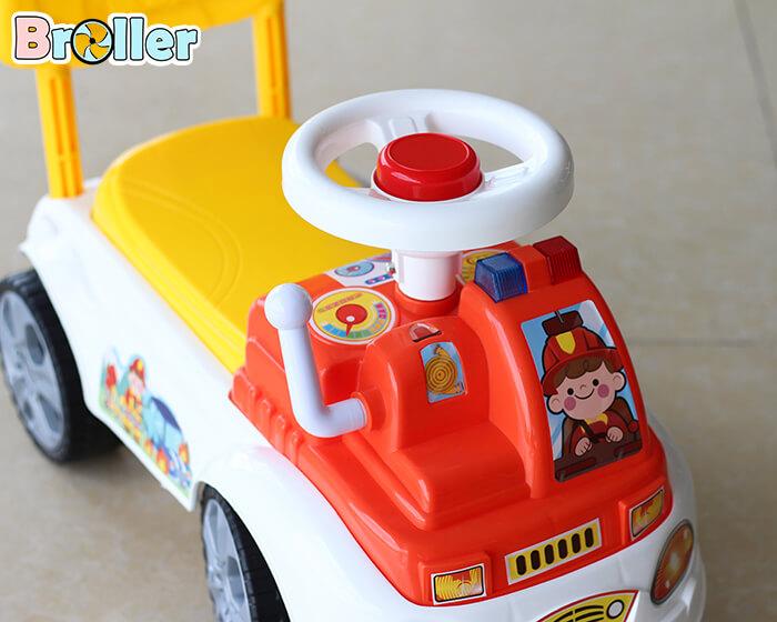 Xe cứu hỏa chòi chân cho bé 3350 7