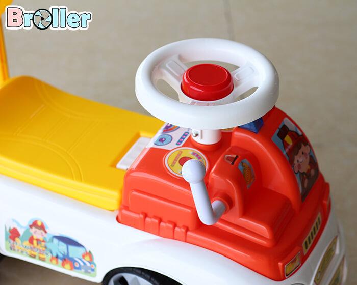 Xe cứu hỏa chòi chân cho bé 3350 8