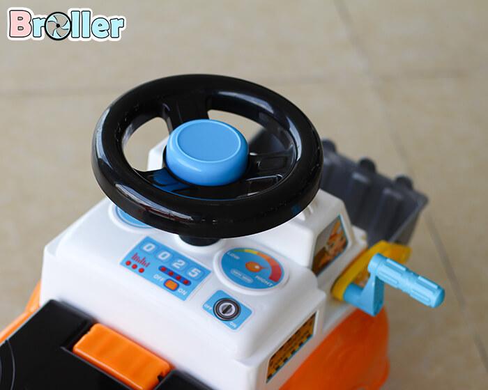 Xe ủi chòi chân cho trẻ 3355 4