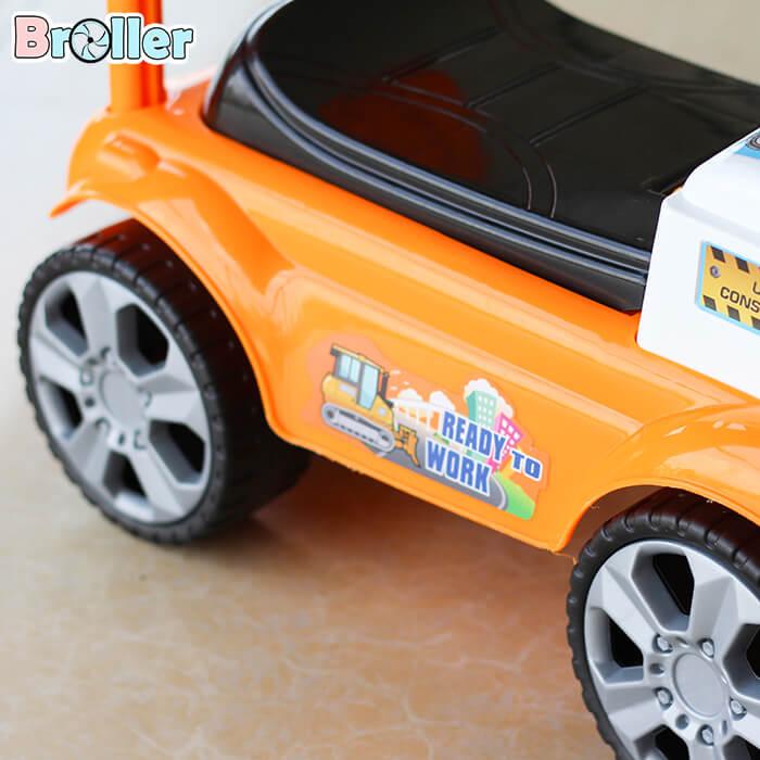 Xe ủi chòi chân cho trẻ 3355 6