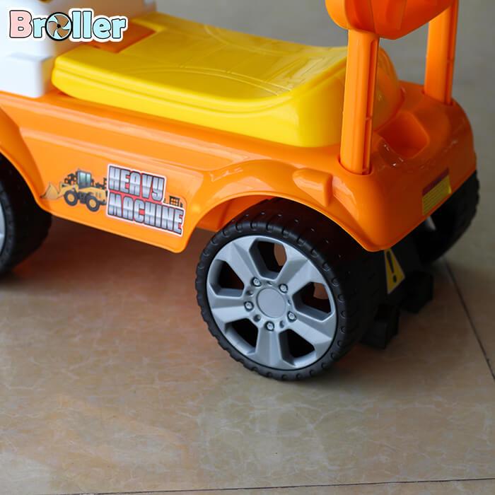 Xe xúc chòi chân trẻ em 3353 8