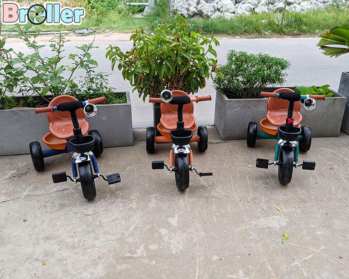 Xe đạp trẻ em 3 bánh Broller 902 1