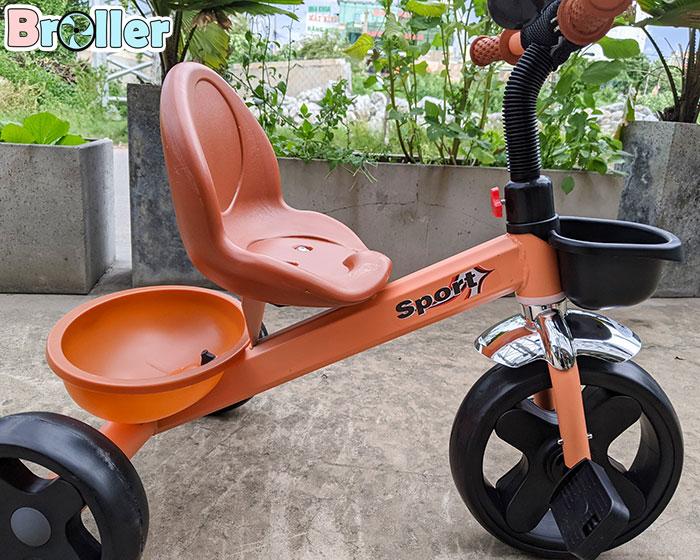 Xe đạp trẻ em 3 bánh Broller 902 10