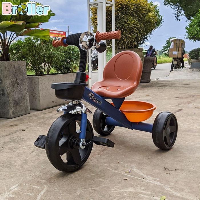 Xe đạp trẻ em 3 bánh Broller 902 11