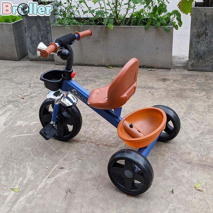 Xe đạp trẻ em 3 bánh Broller 902 12