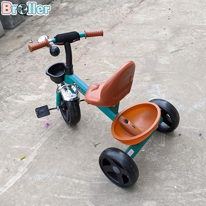 Xe đạp trẻ em 3 bánh Broller 902 17