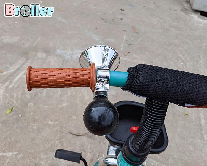 Xe đạp trẻ em 3 bánh Broller 902 18