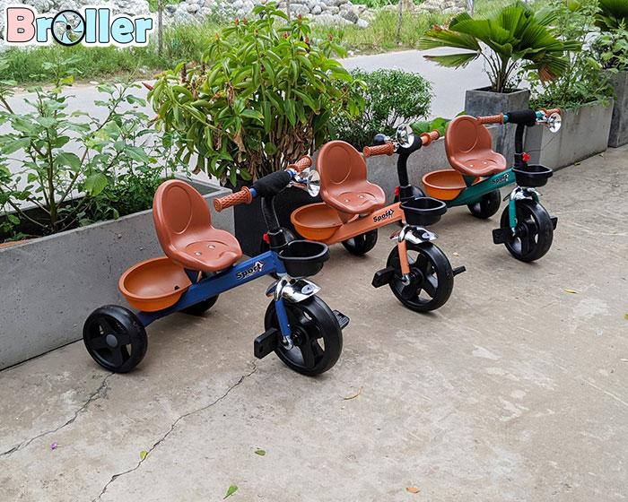 Xe đạp trẻ em 3 bánh Broller 902 2