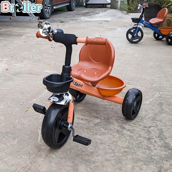 Xe đạp trẻ em 3 bánh Broller 902 5