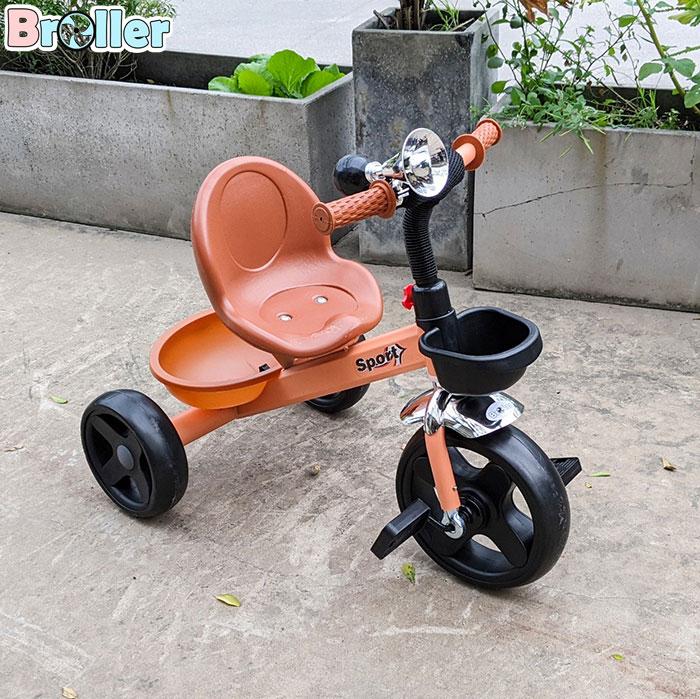 Xe đạp trẻ em 3 bánh Broller 902 6