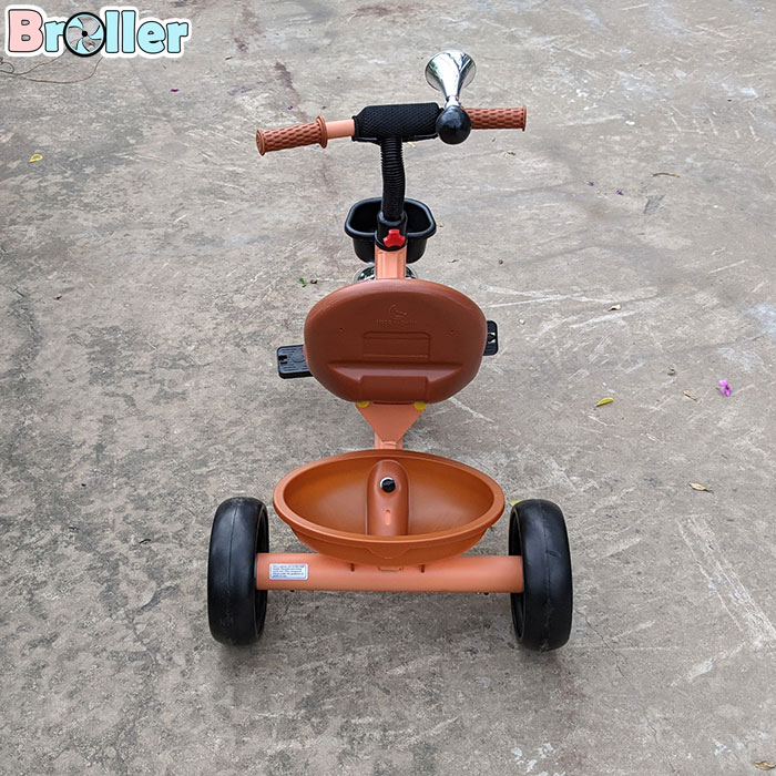 Xe đạp trẻ em 3 bánh Broller 902 8