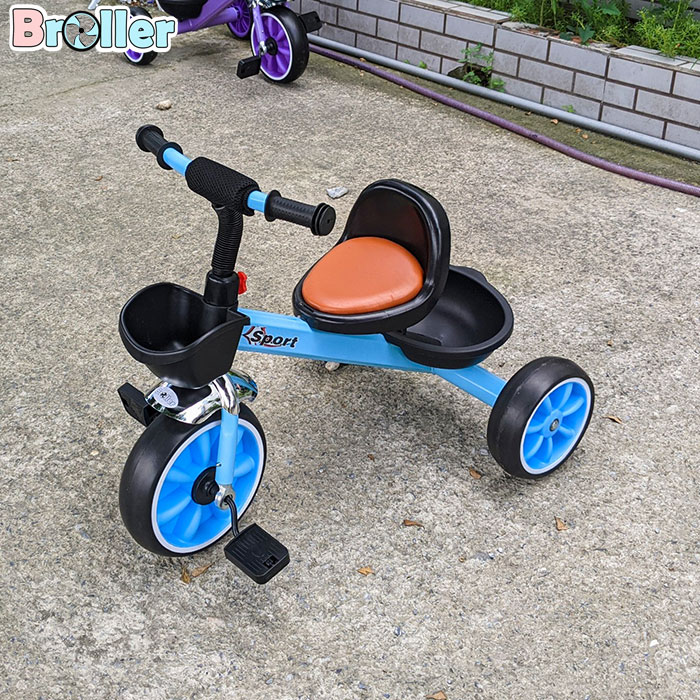 Xe đạp cho bé ba bánh Broller 906A 10
