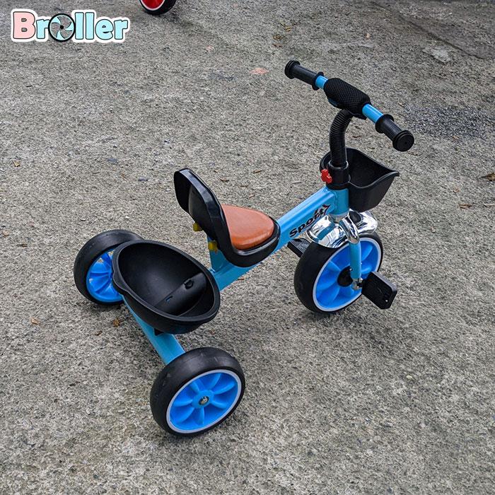 Xe đạp cho bé ba bánh Broller 906A 11