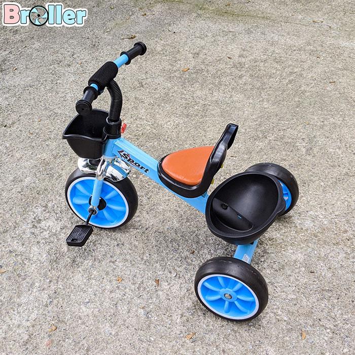 Xe đạp cho bé ba bánh Broller 906A 12
