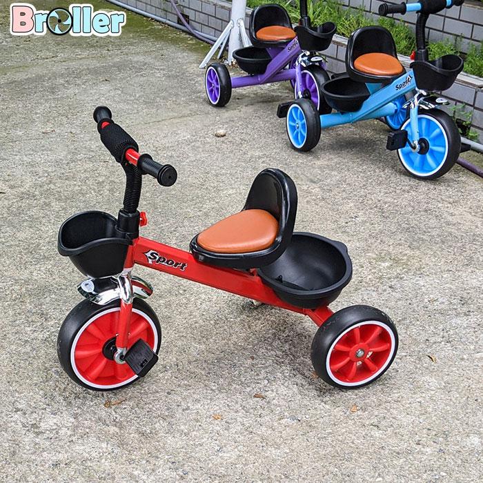 Xe đạp cho bé ba bánh Broller 906A 15