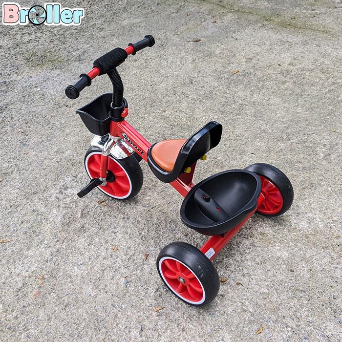 Xe đạp cho bé ba bánh Broller 906A 16