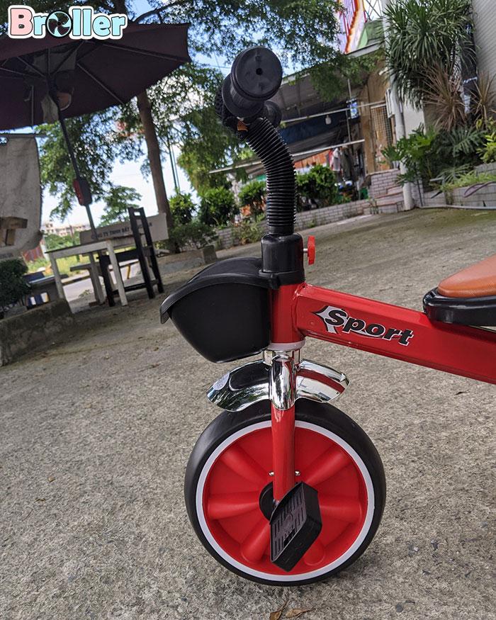 Xe đạp cho bé ba bánh Broller 906A 18